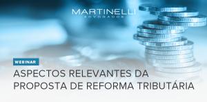 """ASSISTA AO WEBINAR """"ASPECTOS RELEVANTES DA REFORMA TRIBUTÁRIA"""", COM O PROFESSOR E ECONOMISTA MARCOS CINTRA"""